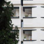 ساختمان مسکونی پلاک ۱