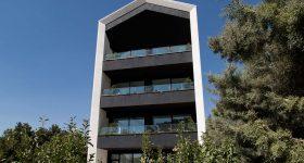 ساختمان مسکونی ۱۰۶ مهرشهر